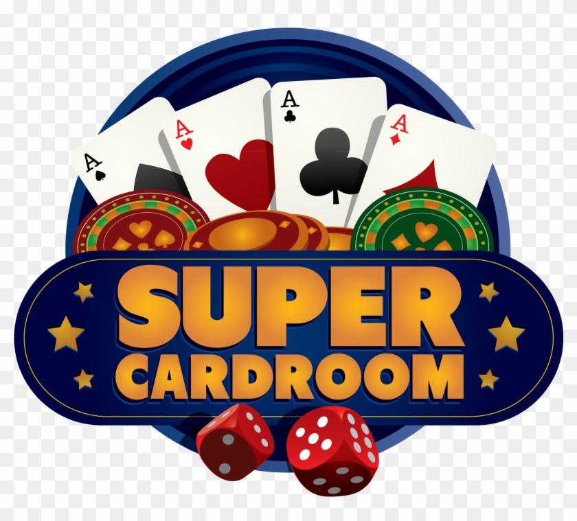 California Super Card Room California Super Cardrooms - Vegas Relay For Life Theme Ideas Clipart #3337588