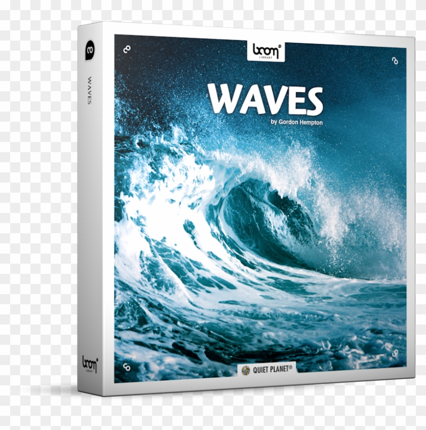 Waves - Sound Effect Clipart #3347480