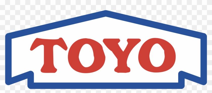 Toyo Logo Png Transparent - Toyo Clipart #3348549