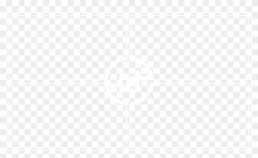 Indesign Overlay - Johns Hopkins Logo White Clipart #3349107