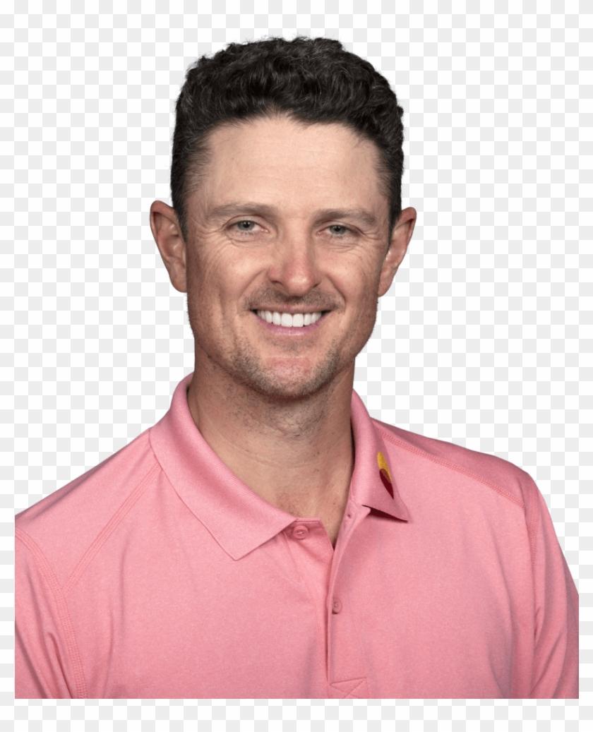 Justin Rose - Polo Shirt Clipart #3354726