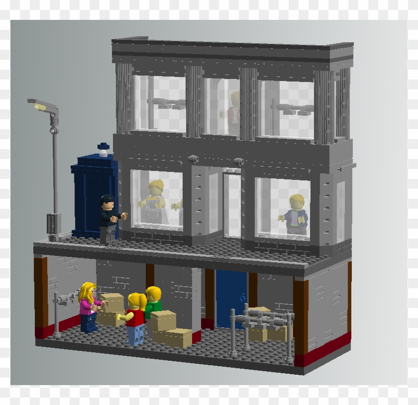 Current Submission Image - Dollhouse Clipart #3354953