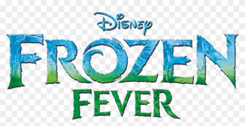 Frozen Fever Logo De Frozen Png Clipart 3356500 Pikpng
