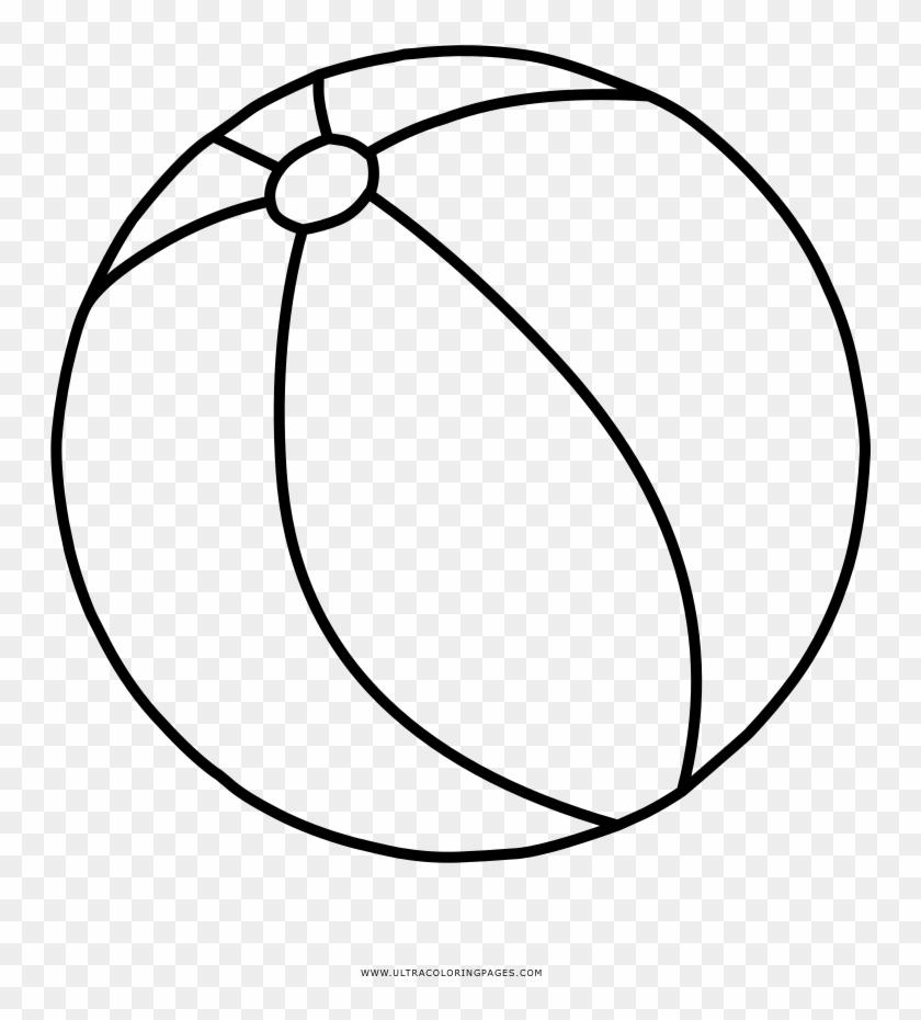 Desenho Bola De Basquete Sketch Coloring Page - Bola Coloring Page Clipart #3361921