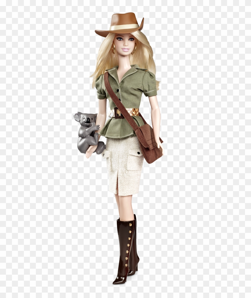 Barbies Around The World Clipart #3363170
