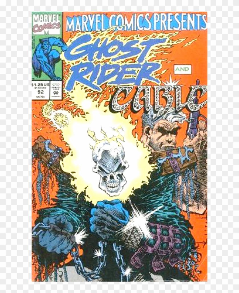 Купете Comics 1991-12 Marvel Comics Presents Ghost - Sam Kieth Marvel Comics Presents Clipart #3363233