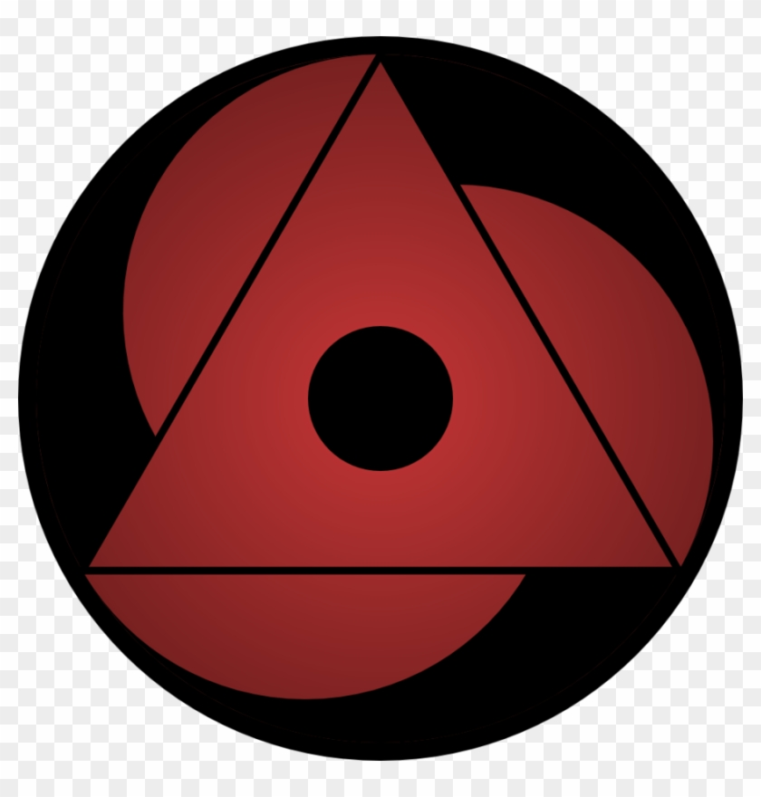 Eye Is An Advanced Form Of The Sharingan That Has Baru