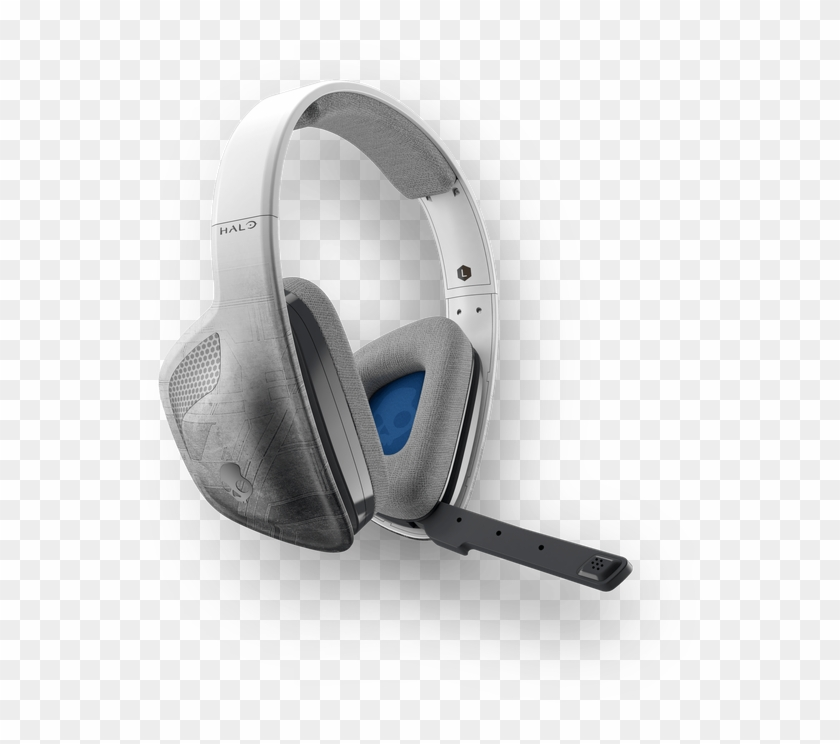 Skullcandy Launches Slyr Halo Edition For Xbox One - Skullcandy Halo Xbox One Headset Clipart #3367308