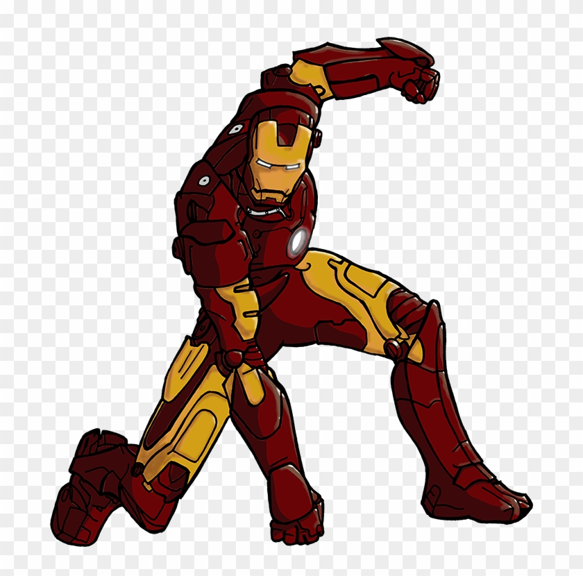 Iron Man Marvel Iron Man Coloring Pages Free Printable Colour The Iron Man Clipart 3369504 Pikpng