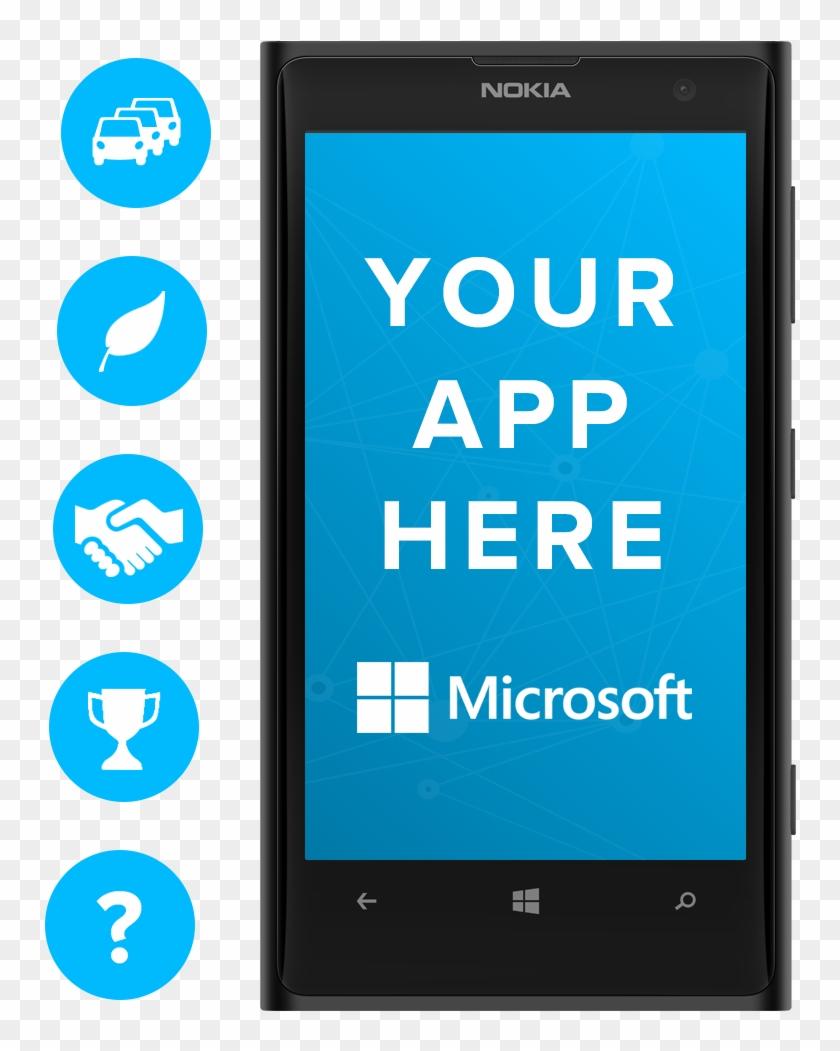 Grand Prize Winners In The Mojio & Windows Phone Developer - Gadget Clipart #3371098
