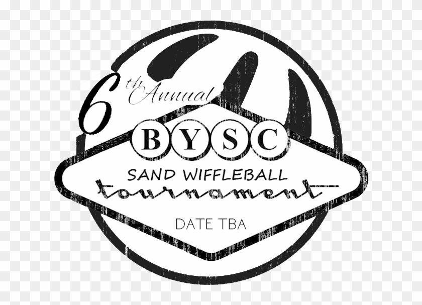 Every Year, Backyard Sports Club Holds A Sand Wiffleball - Wiffle Ball Tournament Clipart #3380527