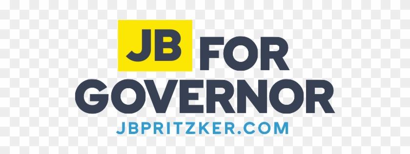 File - J - B - Pritzker Campaign Logo 17760111 784551625058303 - Jb Pritzker For Governor Clipart #3388075