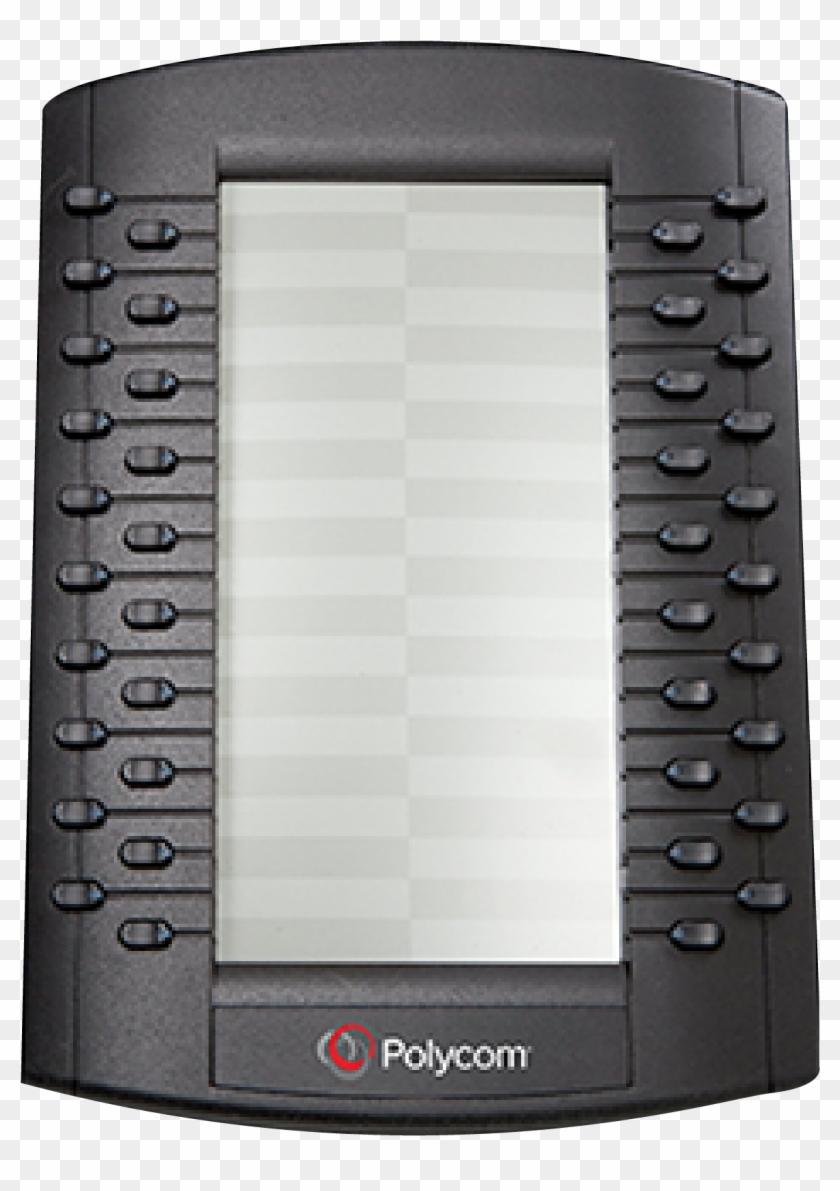 Accessories-04 - Polycom Vvx Expansion Module Clipart #3389745