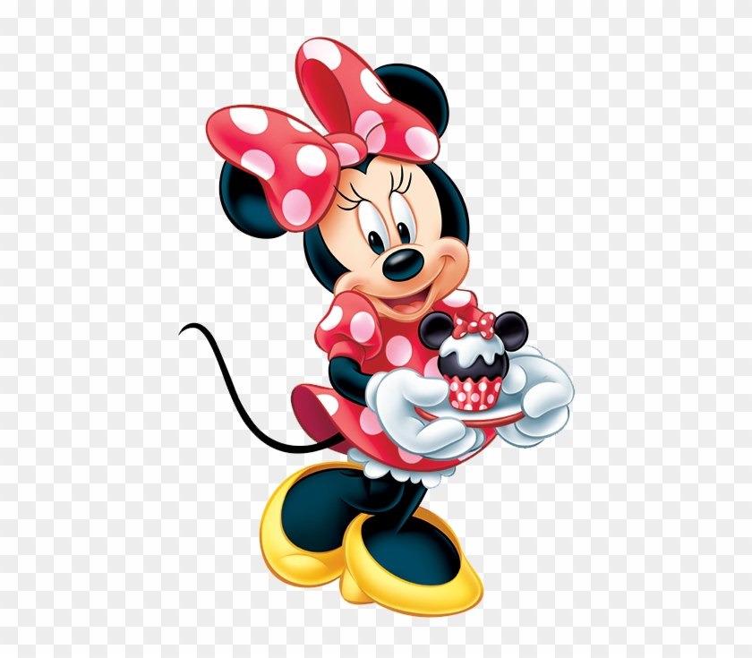Aniversario Minie, Minnie Mouse Imagenes, Imagenes - Minnie Mouse Png Birthday Clipart #3390810