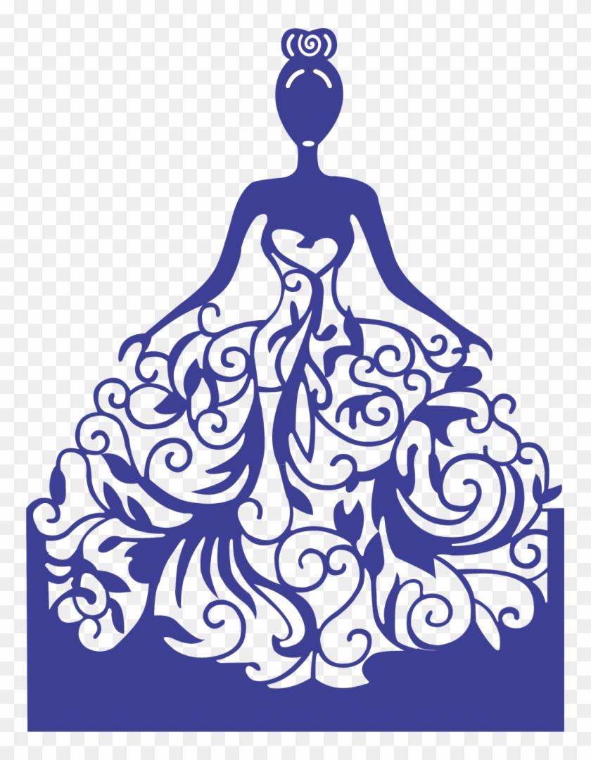 Convite 15 Anos Rendado Princesa - Burgundy Invitations For Quince Clipart #3392122