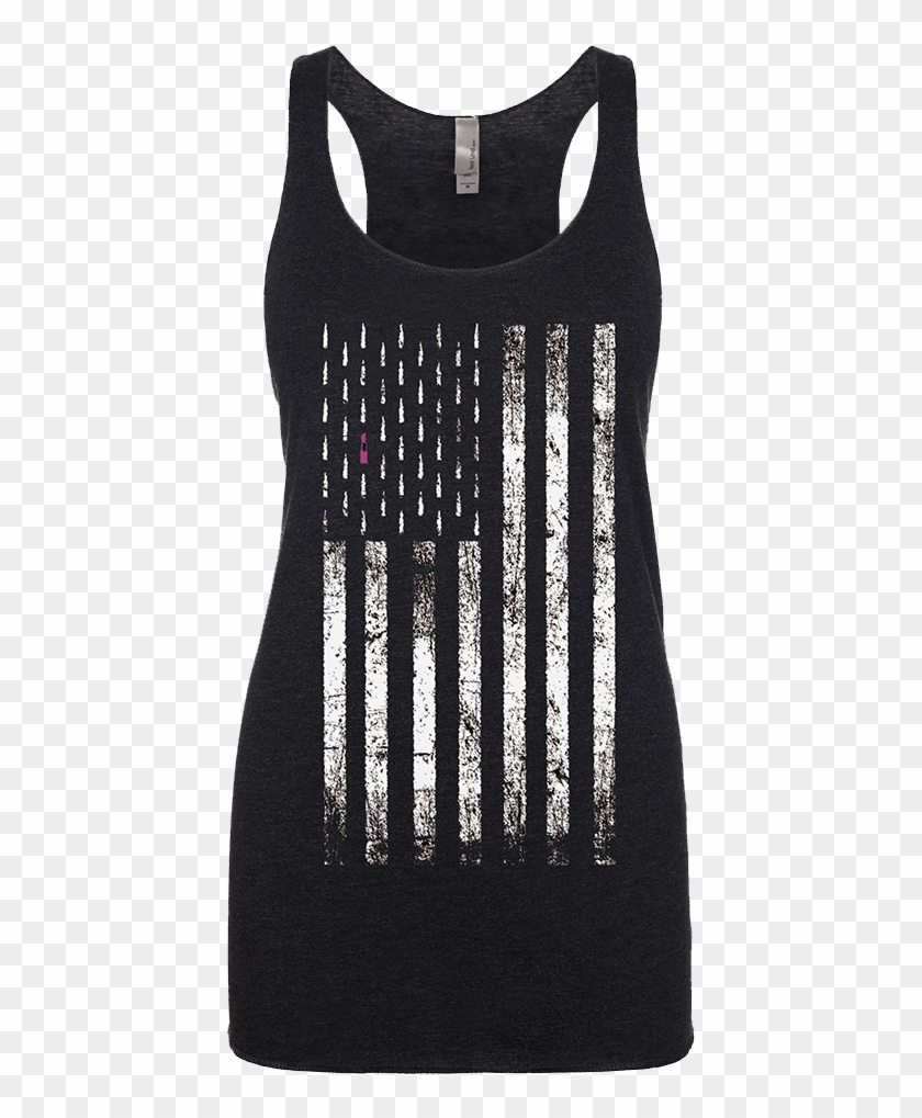 Freedom Flag Tank Top - Active Tank Clipart #3393179