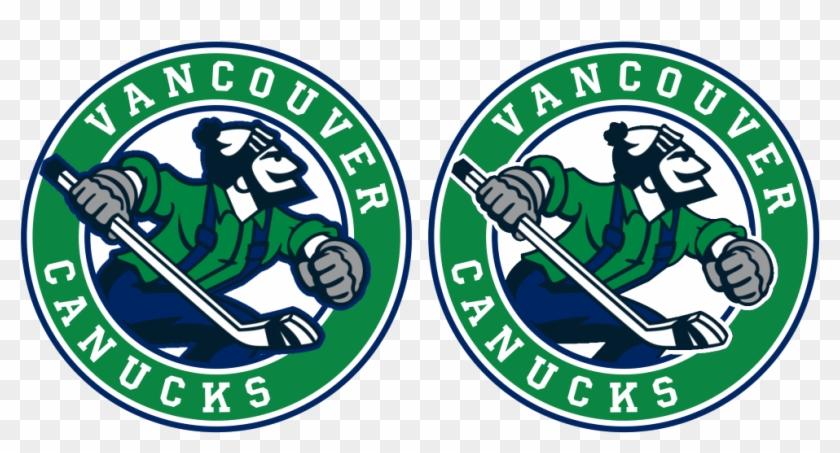 Vancouver Canucks Alternate Logo Png Download Vancouver Canucks Round Logo Clipart 3395740 Pikpng