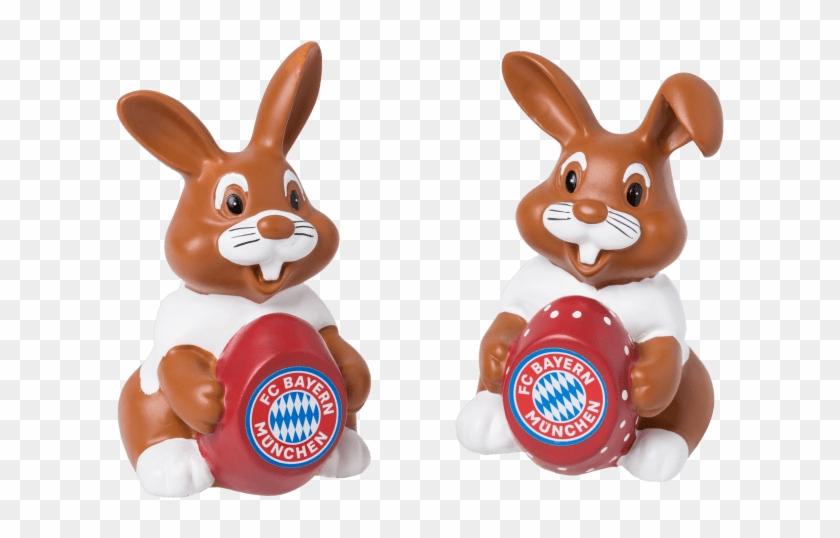 Conejos De Pascua Set De Piezas Official Bayern Online - Fc Bayern Munich Clipart #3397033