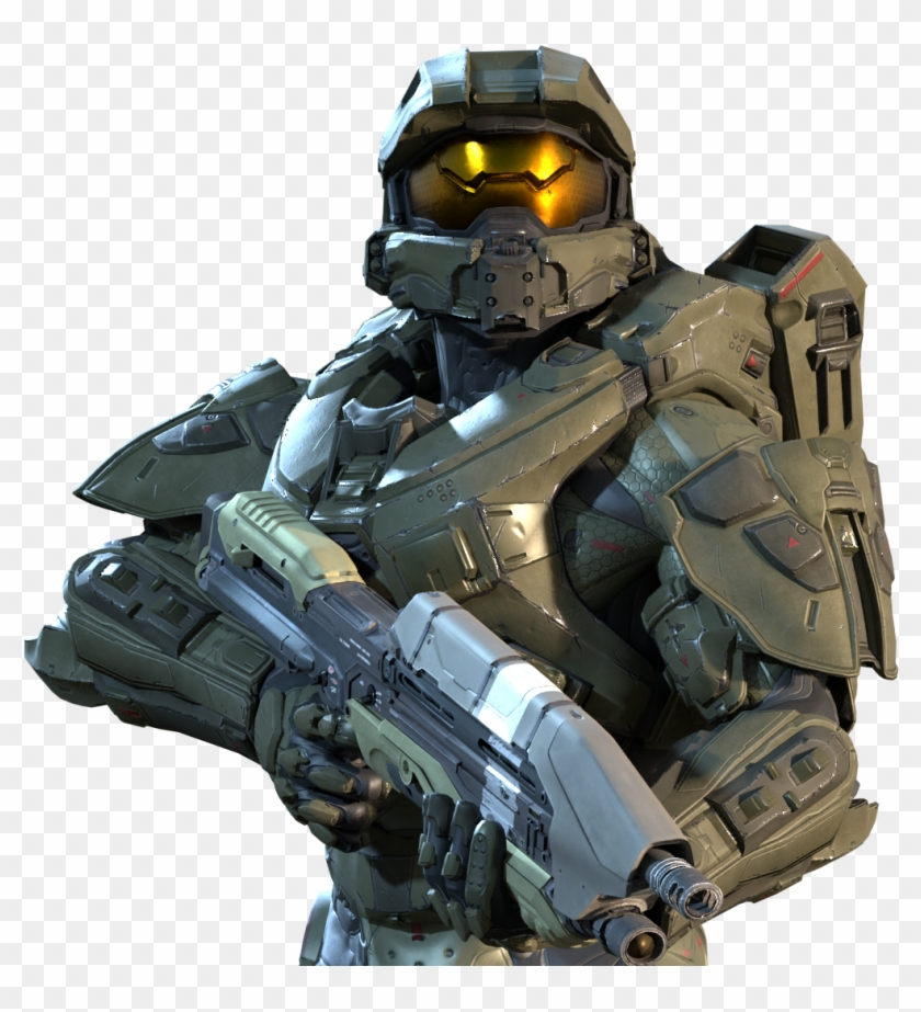 The Master Chief Final Master Chief Smash Dlc Hd Png