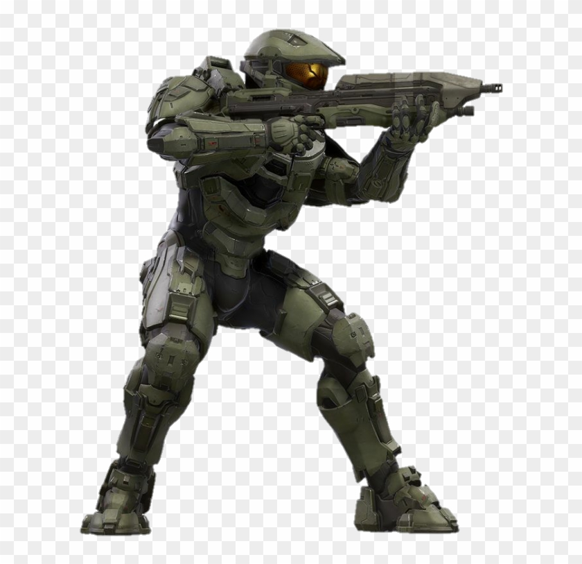 Master Chief Png Photo Halo 5 Master Chief Render Clipart