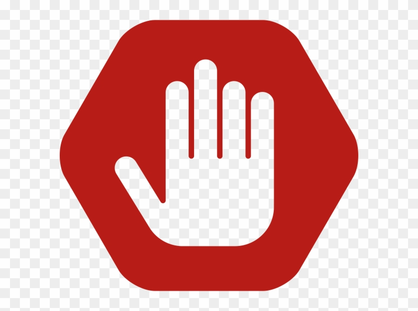 Sign Stop - Social Media Icon Clipart #344364