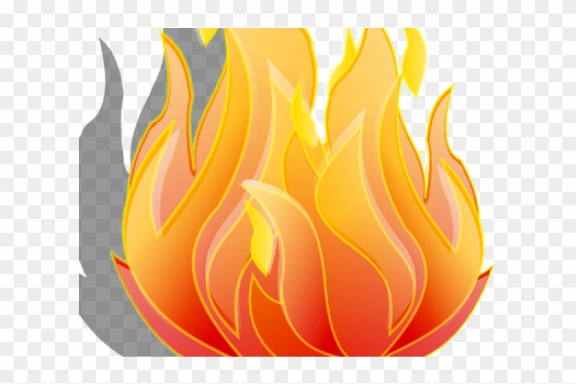 Hell Clipart Candle Flame - Fire Clipart - Png Download #347957