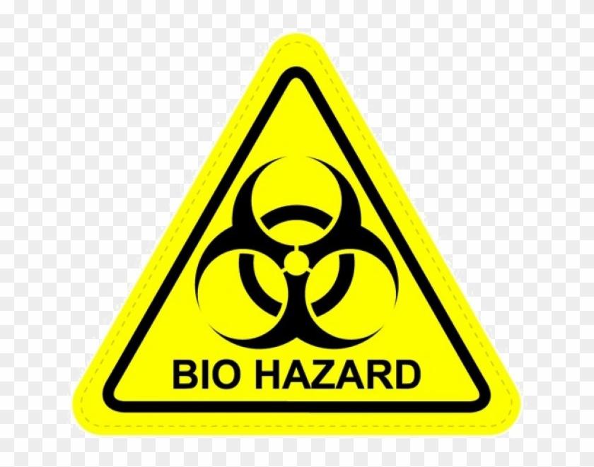 Biohazard Png Transparent Image - Biohazard Symbol Clipart #349323