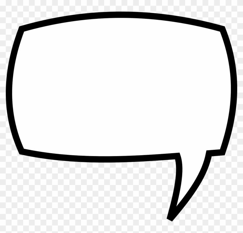 Comic Clouds Svg Vector File, Vector Clip Art Svg File - Conversation Clouds - Png Download #349652