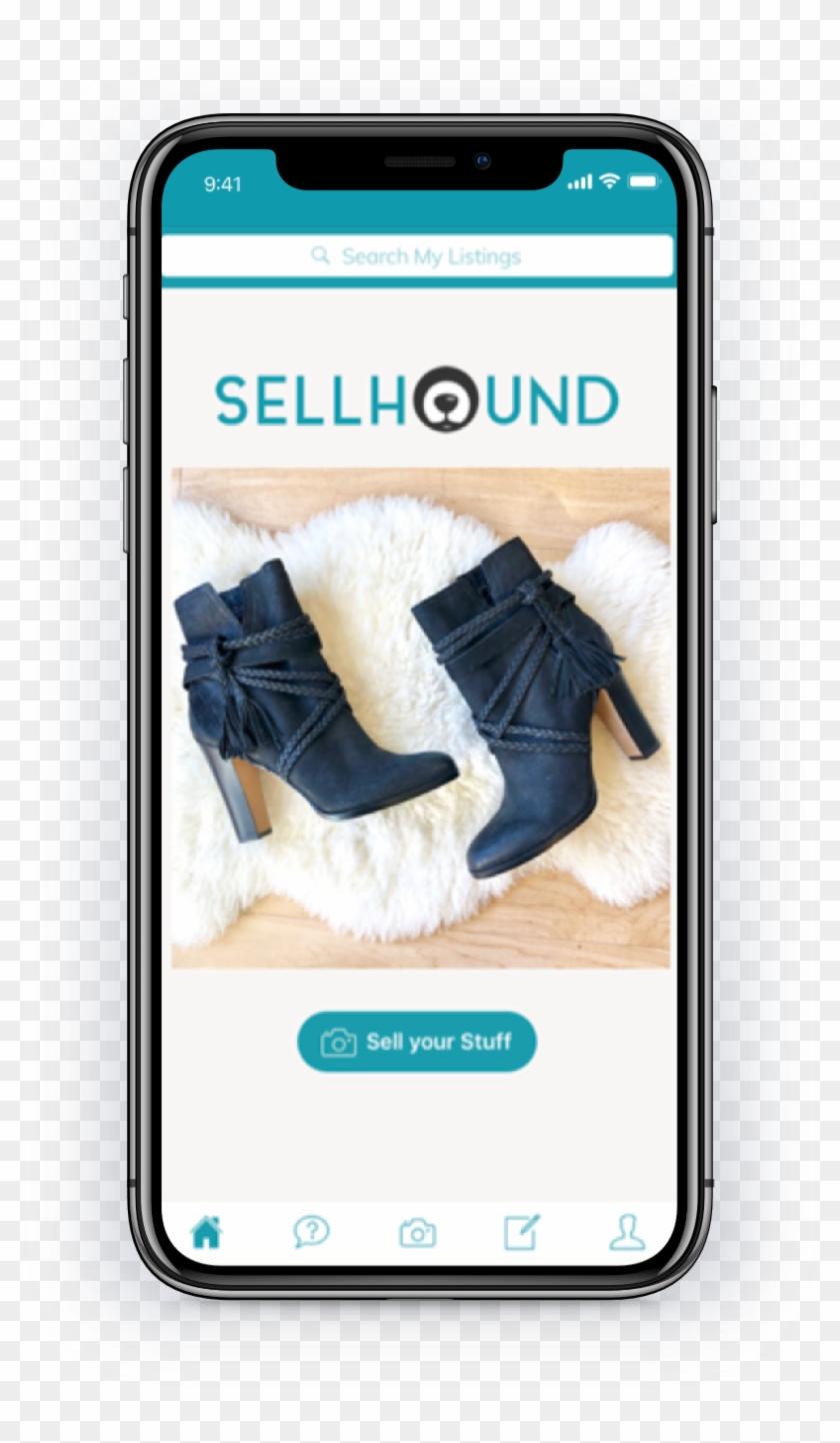 Screen 1 - Smartphone Clipart #3400601