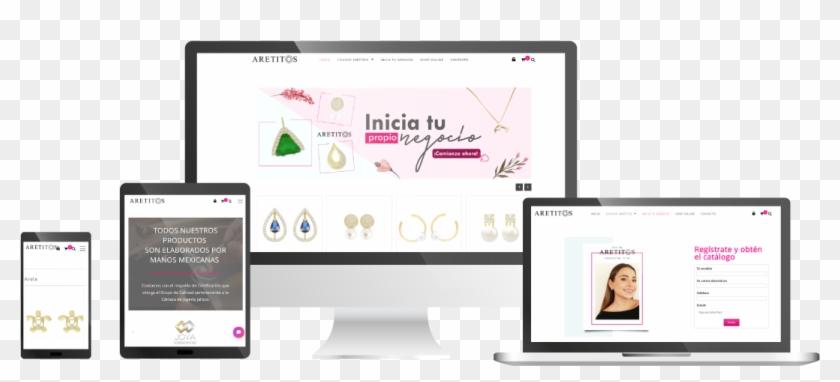 Espera En Tu Correo La Confirmación Del Envío - Responsive Web Design Clipart #3410289