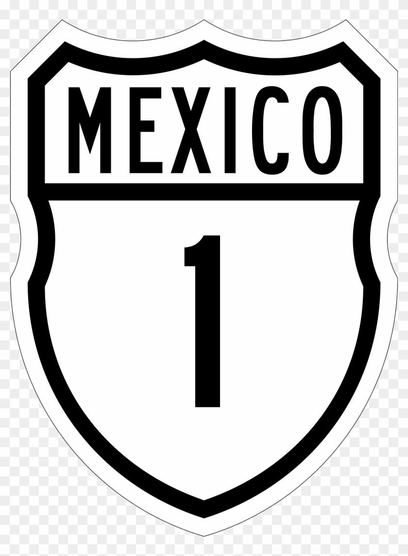 Carretera Federal - Emblem Clipart #3412694