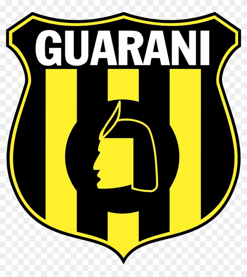 Guarani Club Logo Png Transparent - Club Guarani Clipart #3420070