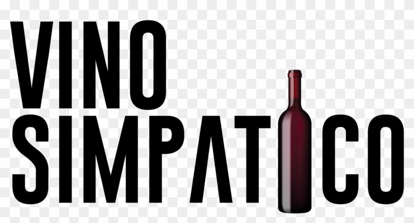 Vino Simpatico Logo - Graphic Design Clipart #3421320