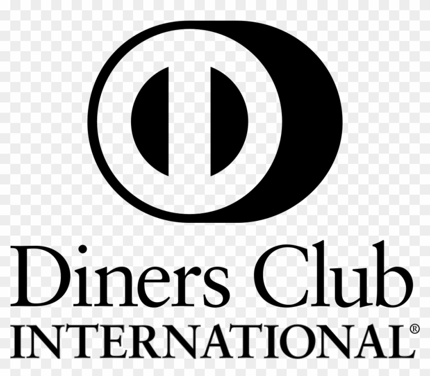 Diners Club Pay Logo Comments - Diner Club Logo Png Clipart #3421368