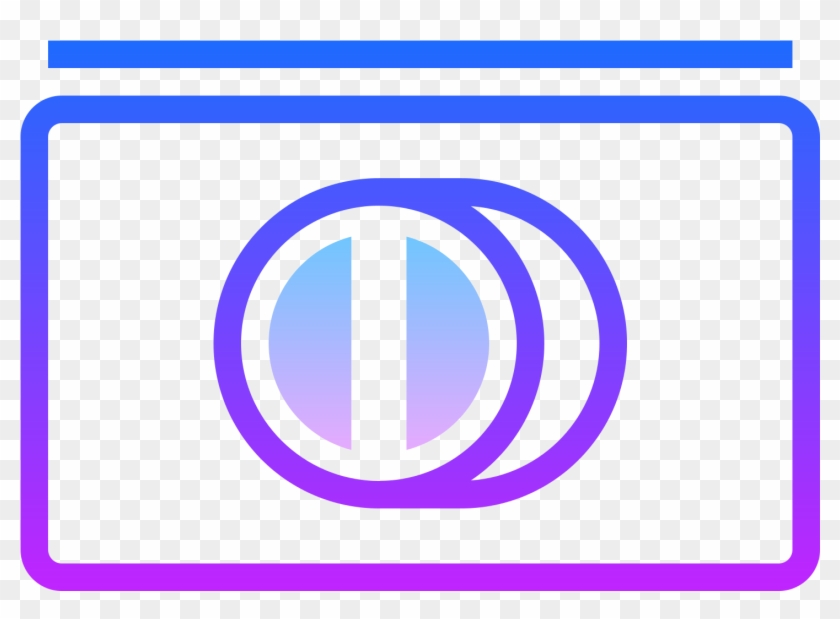 Diners Club Icon - Circle Clipart #3421841