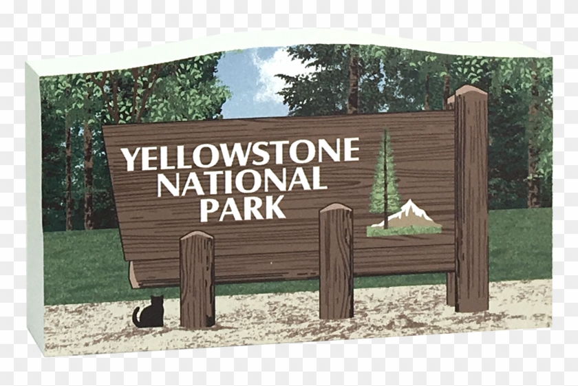 Yellowstone National Park Clipart #3429580