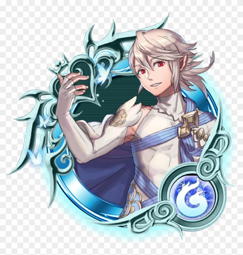 Dream Prince Corrin Corrin Male Corrin Discord Request - Male Corrin Fire Emblem Clipart #3433079