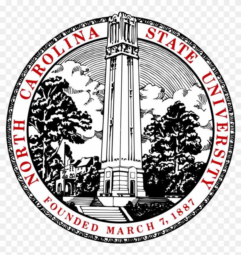North Carolina State University - Logo North Carolina State University Clipart #3438051