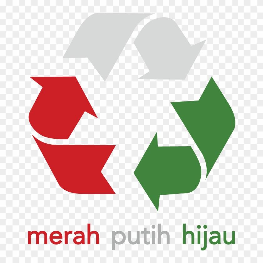 Mph Merah Putih Hijau Bali Indonesia - Emblem Clipart #3443738