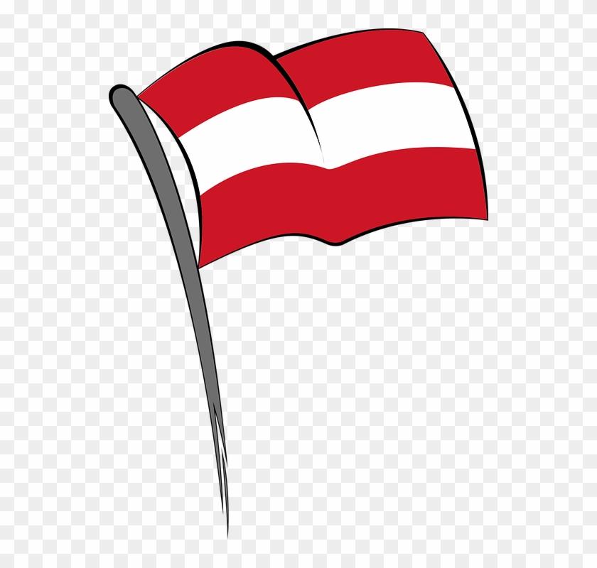 Vektor Bendera Merah Putih Png Fahne Clipart Transparent Png 3443775 Pikpng