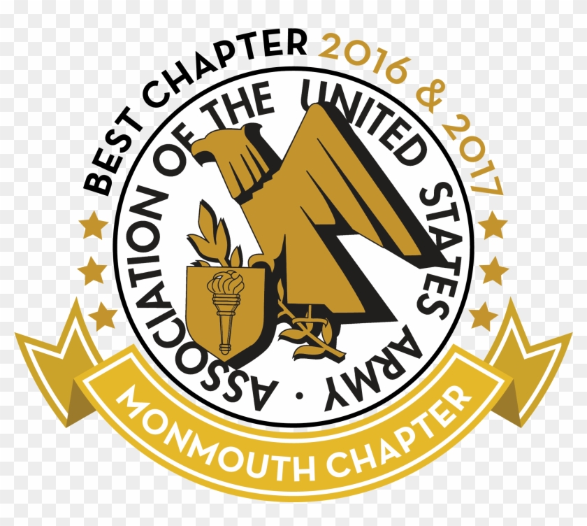 Monmouth Chapter 243rd Army Birthday Celebration - Association Of The United States Army Clipart #3444701