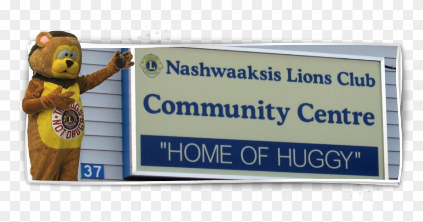 Nashwaaksis Lions Club - Signage Clipart #3453556