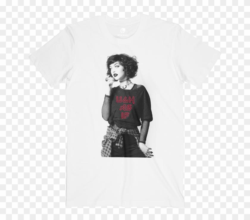 Ugh As If T Shirt - Women Equality T Shirts Clipart #3455283