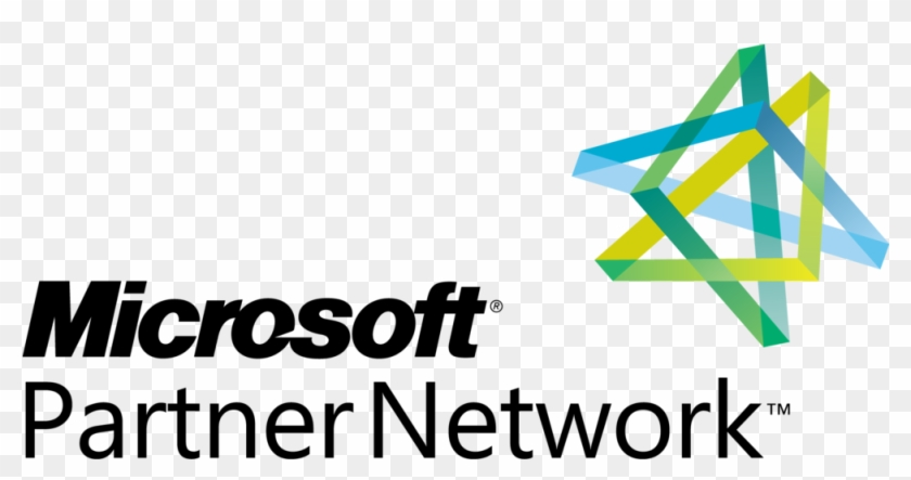 Microsoft Partner Network1 - Microsoft Partner Logo Png, Transparent Png #3456505