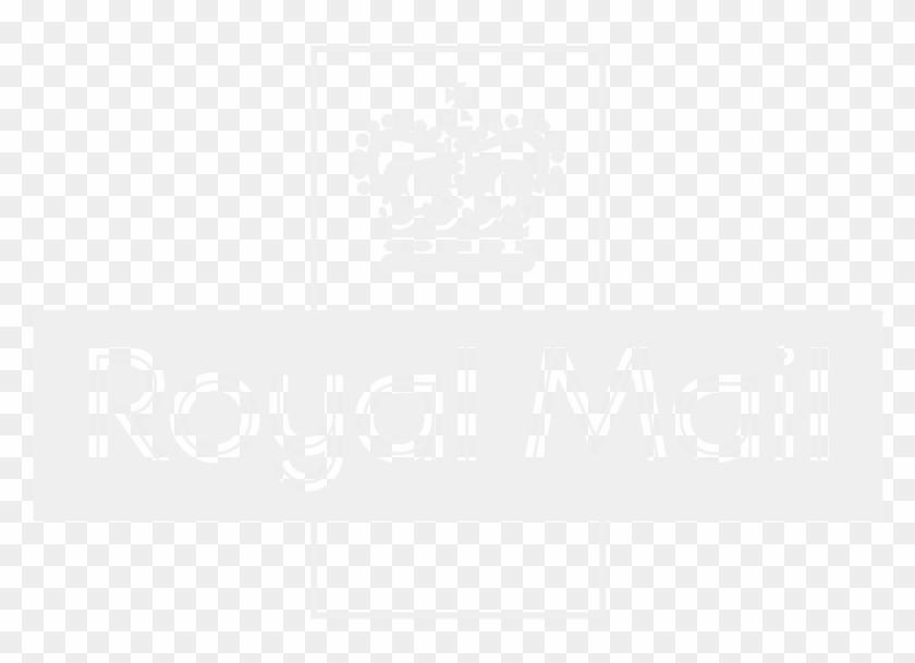 Royal Mail Logo - Royal Mail Black And White Clipart #3459678