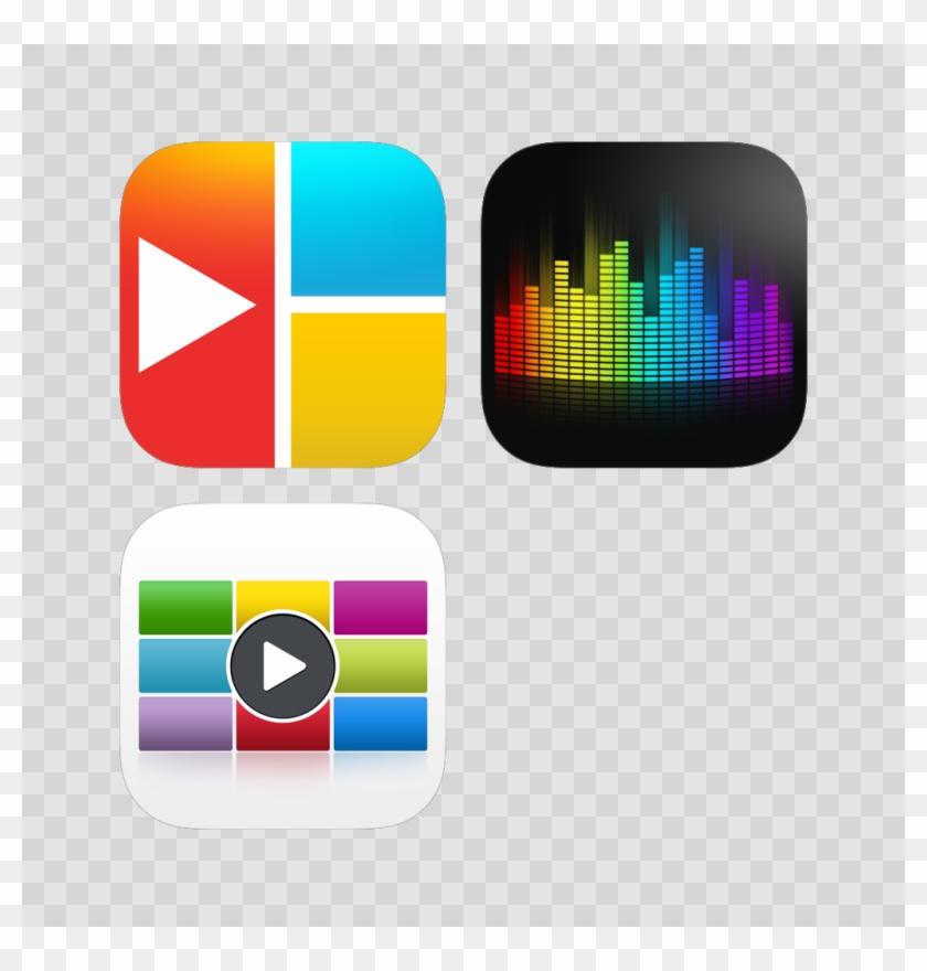 Video Suite For Instagram, Facebook & Youtube 4 - Graphic Design Clipart #3461498