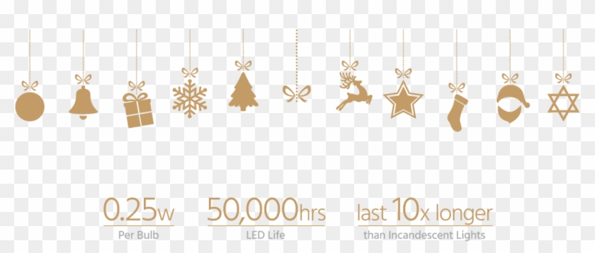 String Of Lights Png Download Merry Christmas Audi