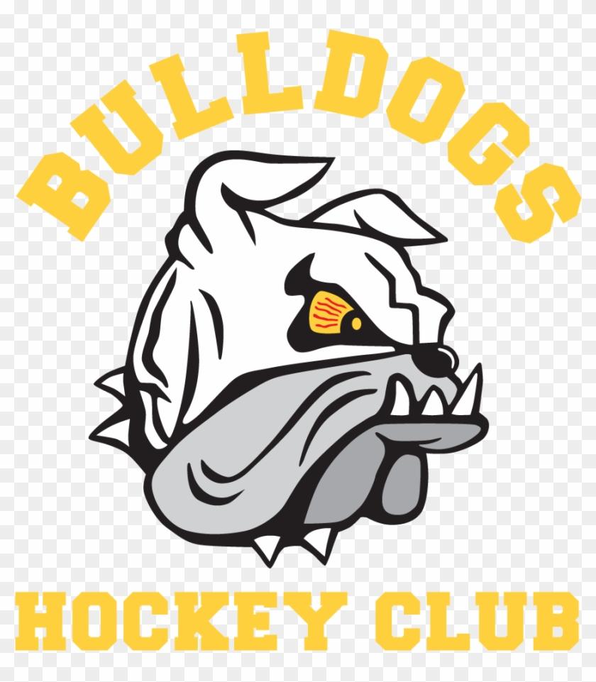 Bulldogs Hockey Club Spirit Wear - Mother Lode Rugby Clipart #3479065