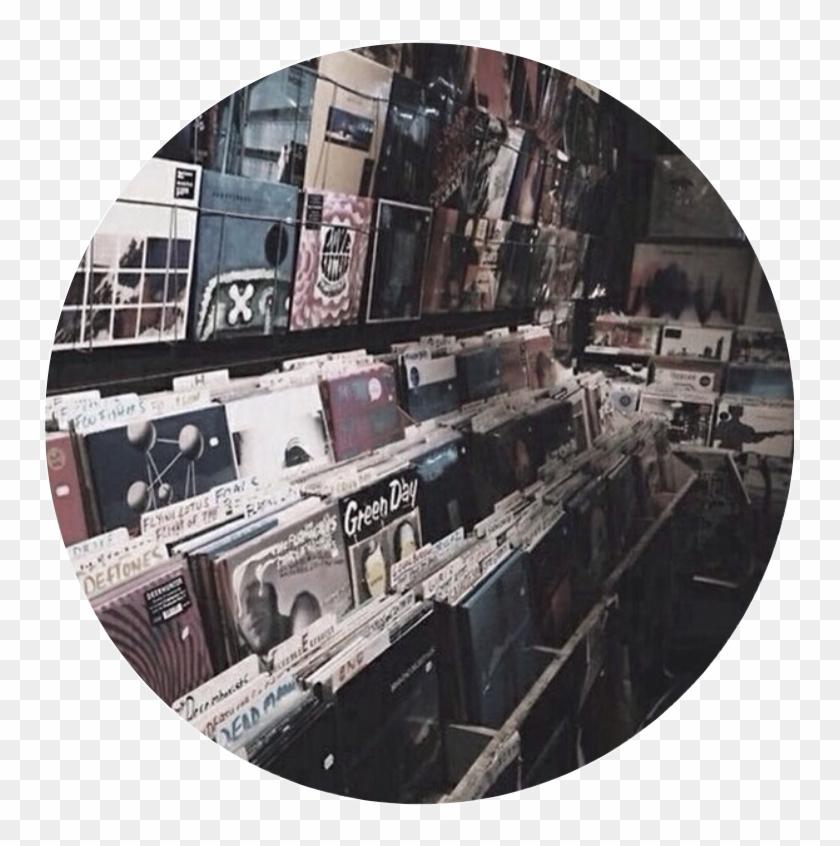 349 3498537 grunge music tumblr aesthetic album record niche icon