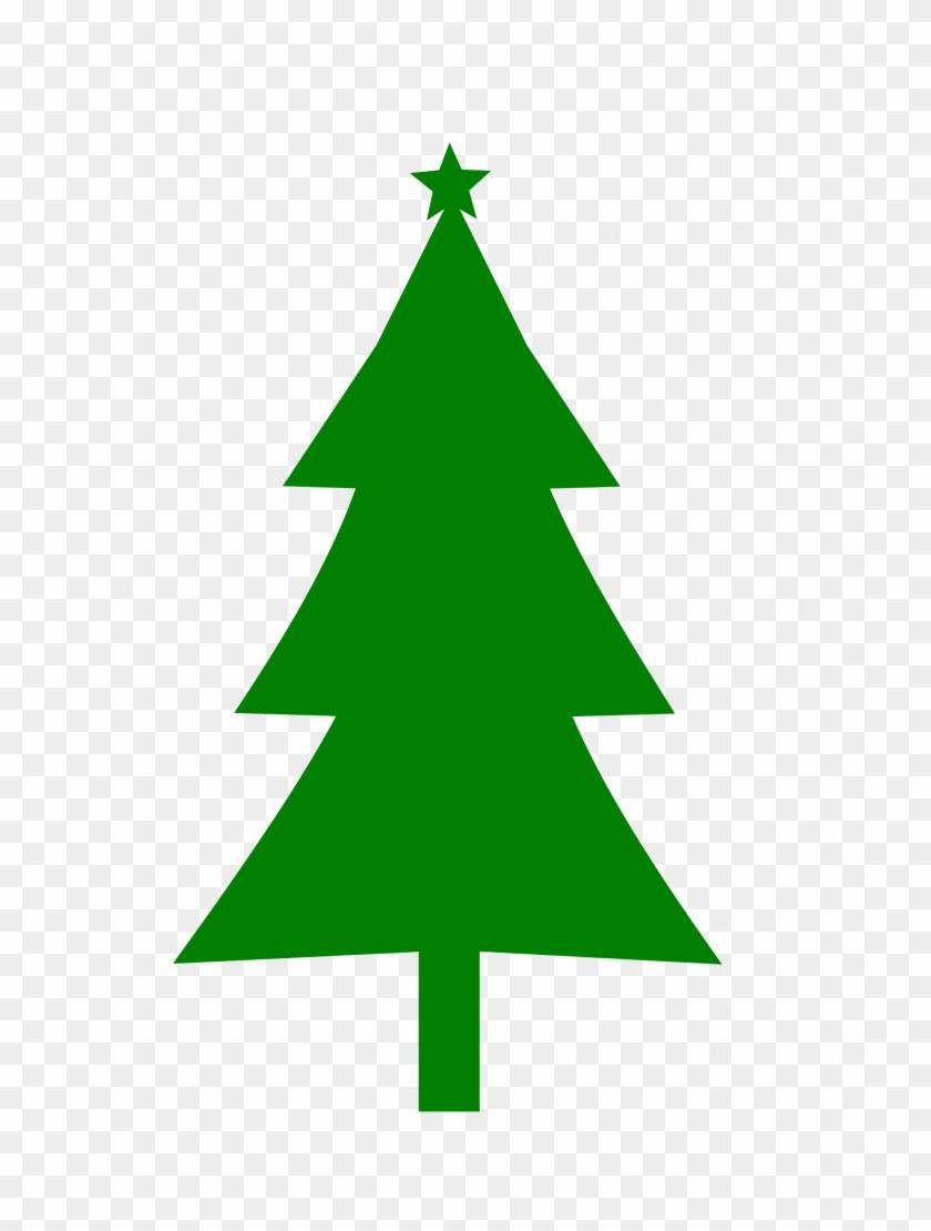 Clipart Christmas Tree Photo Ideas Free Clip Art Images - Clip Art Christmas Tree Red - Png Download #350791